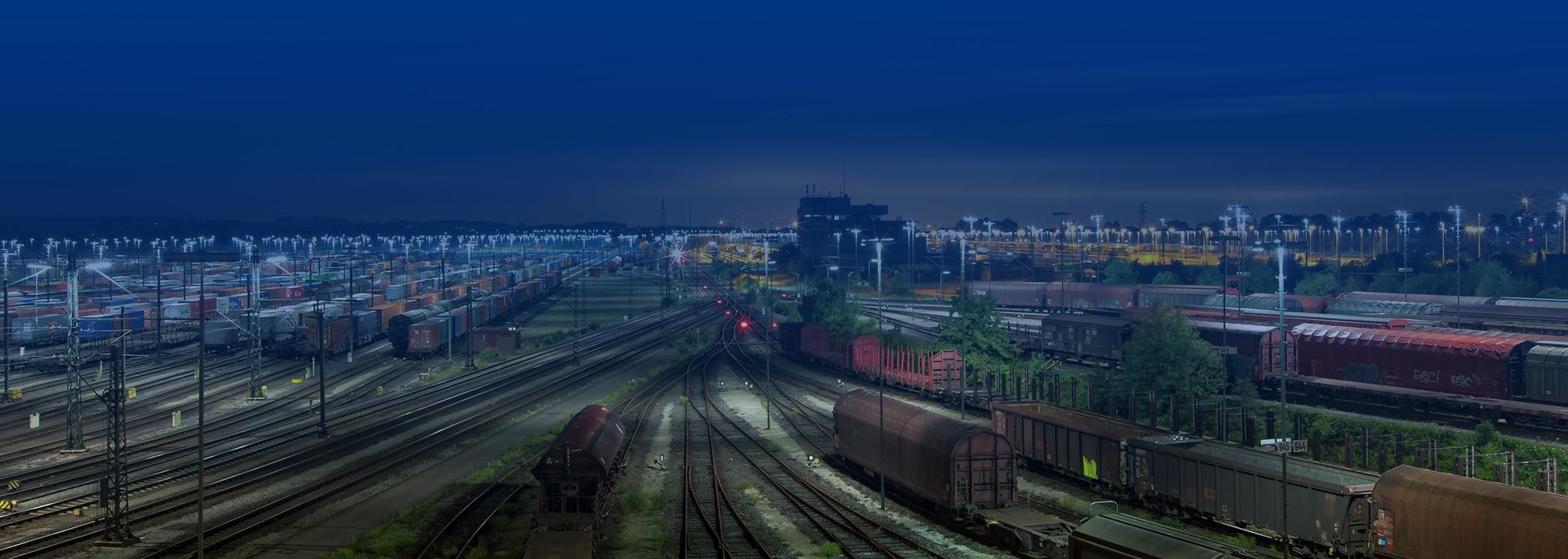 Züge verfolgen mit myradar24