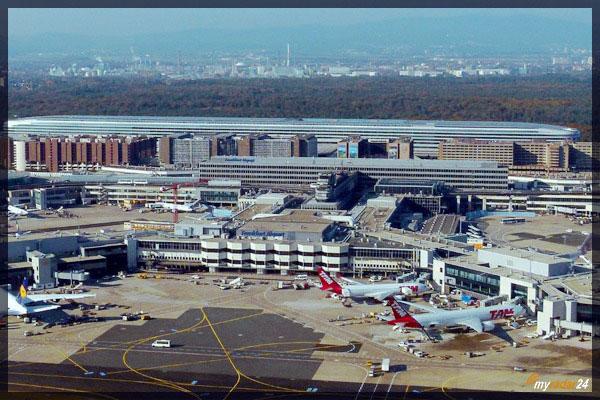 Flughafen Frankfurt Ankunft Flüge