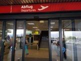 Flughafen Berlin-Schoenefeld Abflug