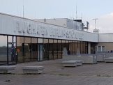 Flughafen Berlin-Schoenefeld Besucherterasse