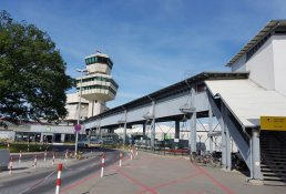 Berlin-Tegel International Airport: Flughafen (EDDT)